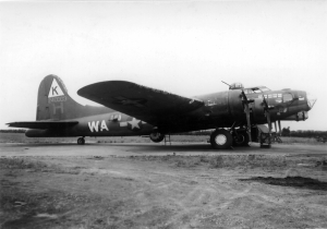Ol' Gappy/Topper.   Ol' Gappy/Topper (#24-0003) is credited with flying the most missions of all B-17's: 157.  Most B-17's flew 60-80 missions, if they were not shot down or so heavily damaged that they could not be re-used.  Like most Flying Fortresses, Ol' Gappy ended its days at Kingman, AZ and was scrapped.